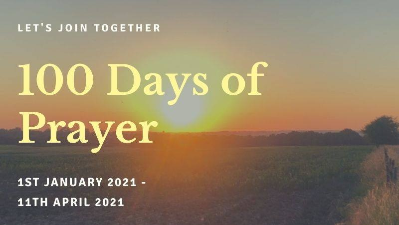 Join the National Office for Vocation in 100 Days of Prayer