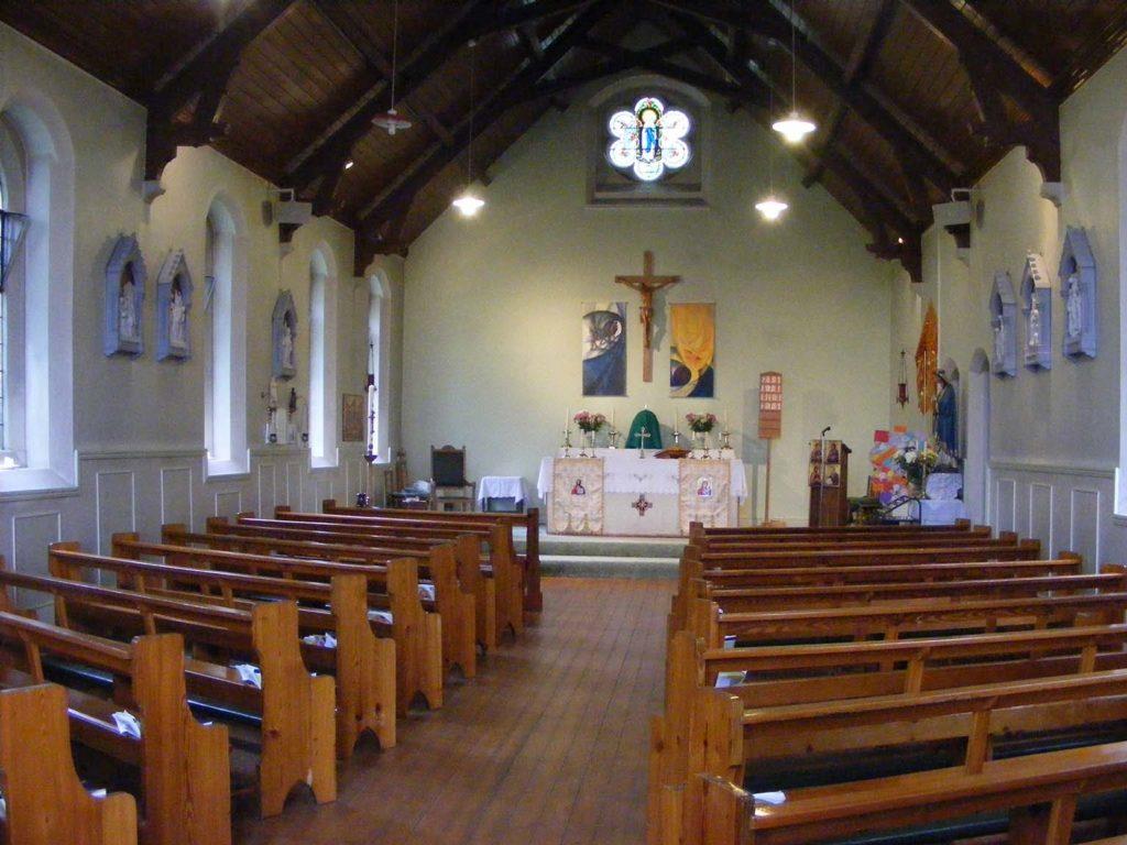 HAWORTH, Our Lady of Lourdes_Int 1