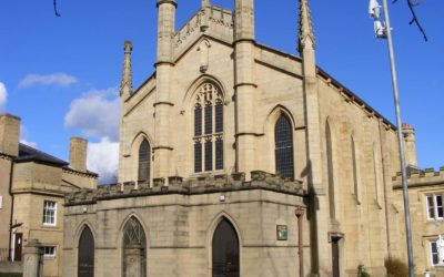 Huddersfield Parish on the BBC
