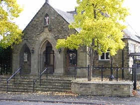 ILKLEY, Sacred Heart of Jesus_Ext 1