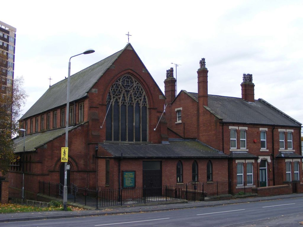 LEEDS, Holy Family_Ext 1