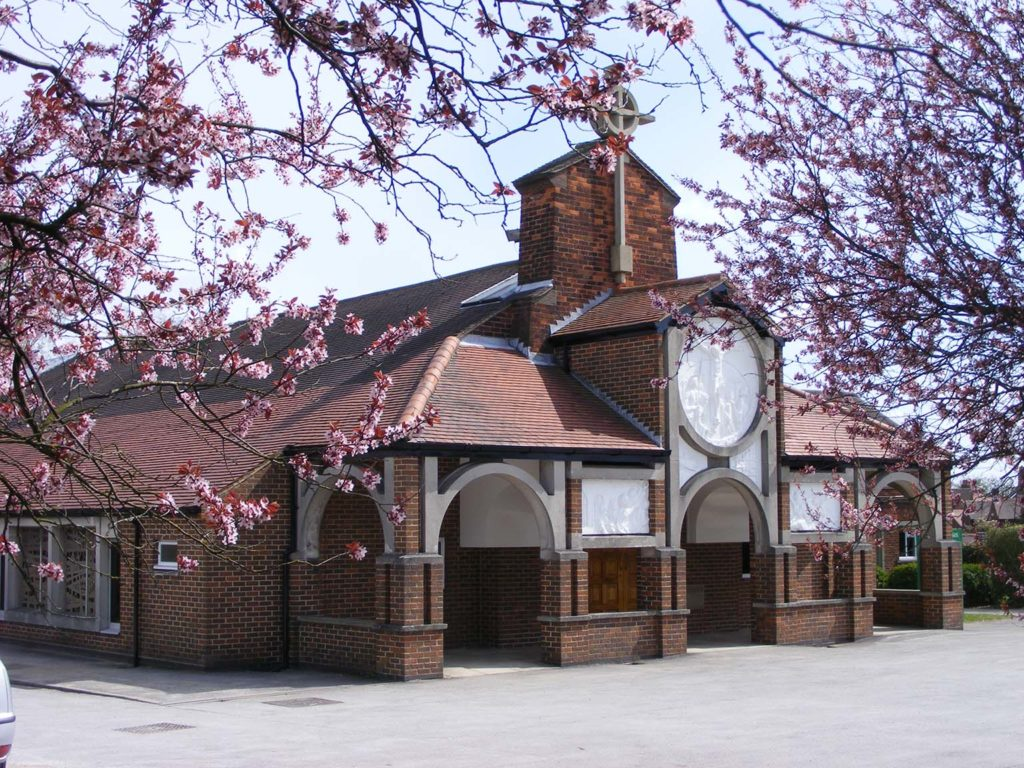 LEEDS, Holy Name of Jesus_Ext 1