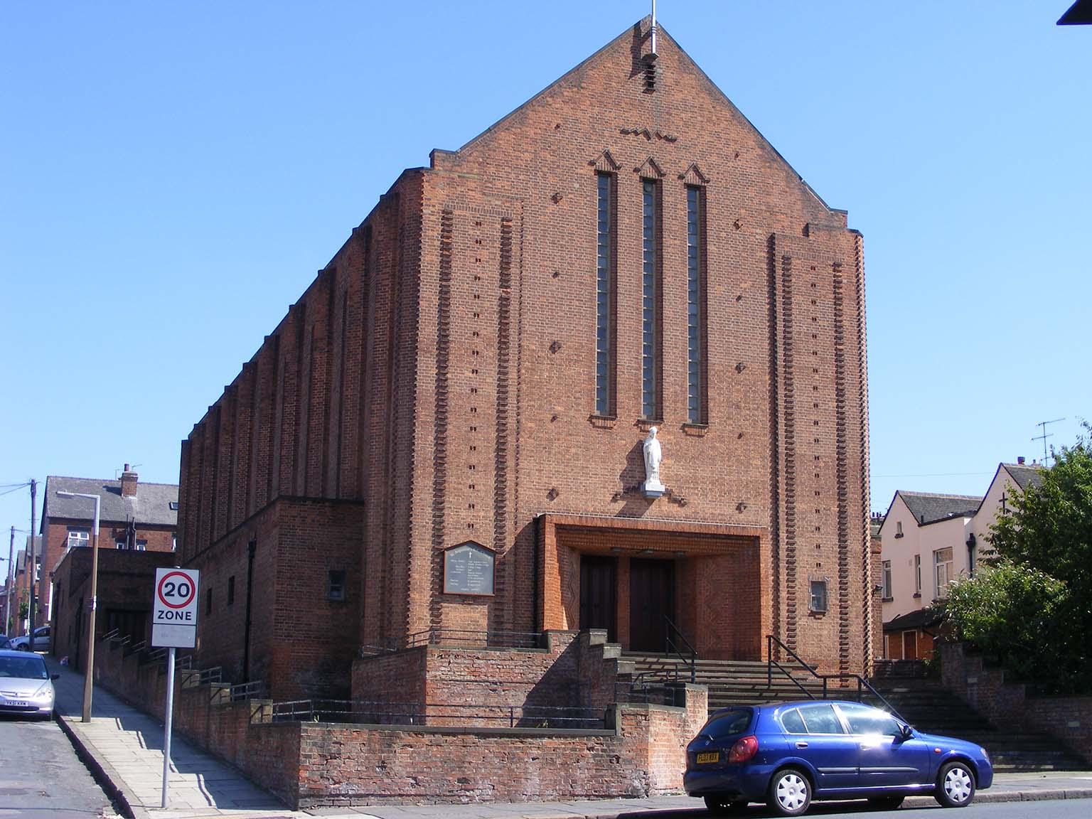 St Augustine of Canterbury – Leeds | Diocese of Leeds