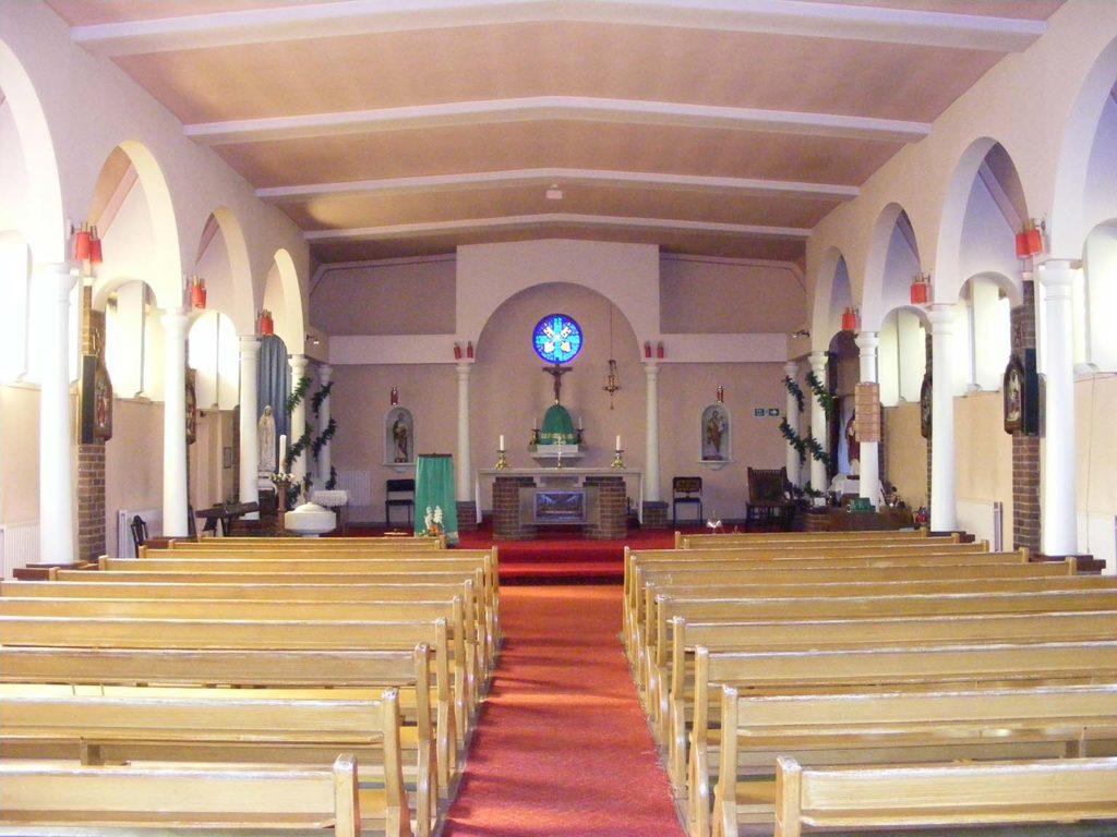 LEEDS, St Joseph and St Peter_Int 1