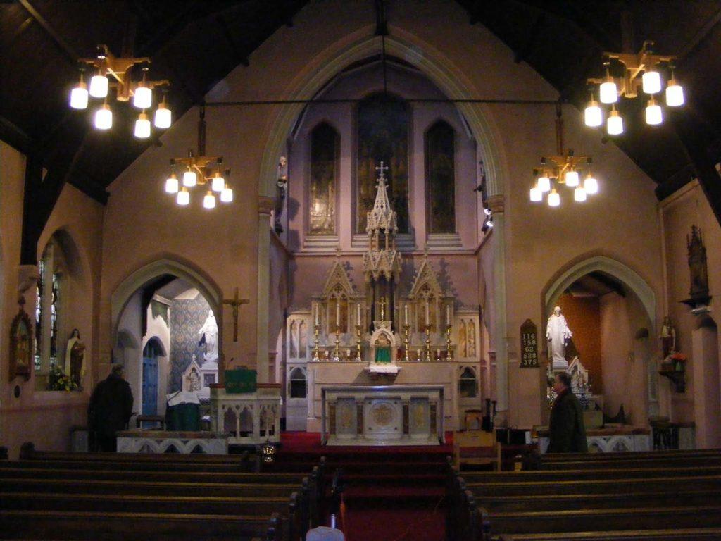 MORLEY, St Francis_Int 1