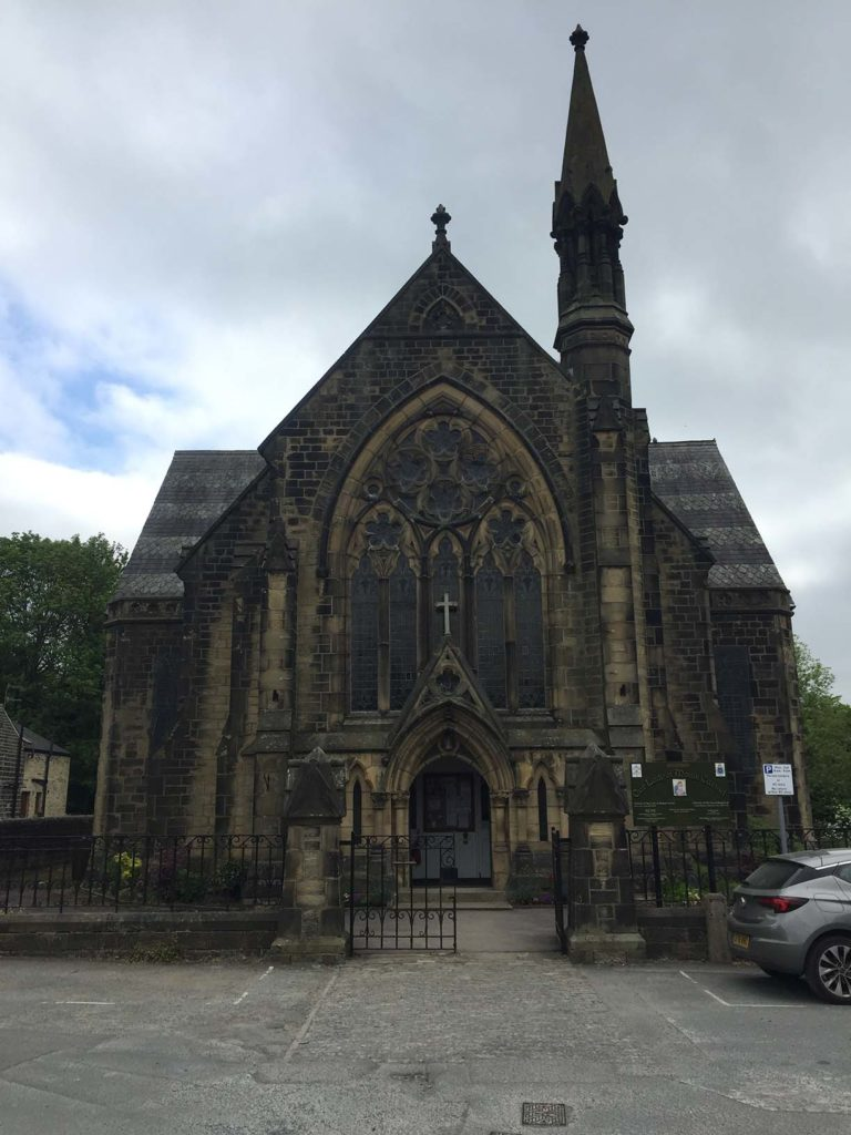 SILSDEN, Our Lady of Mount Carmel_Ext 1