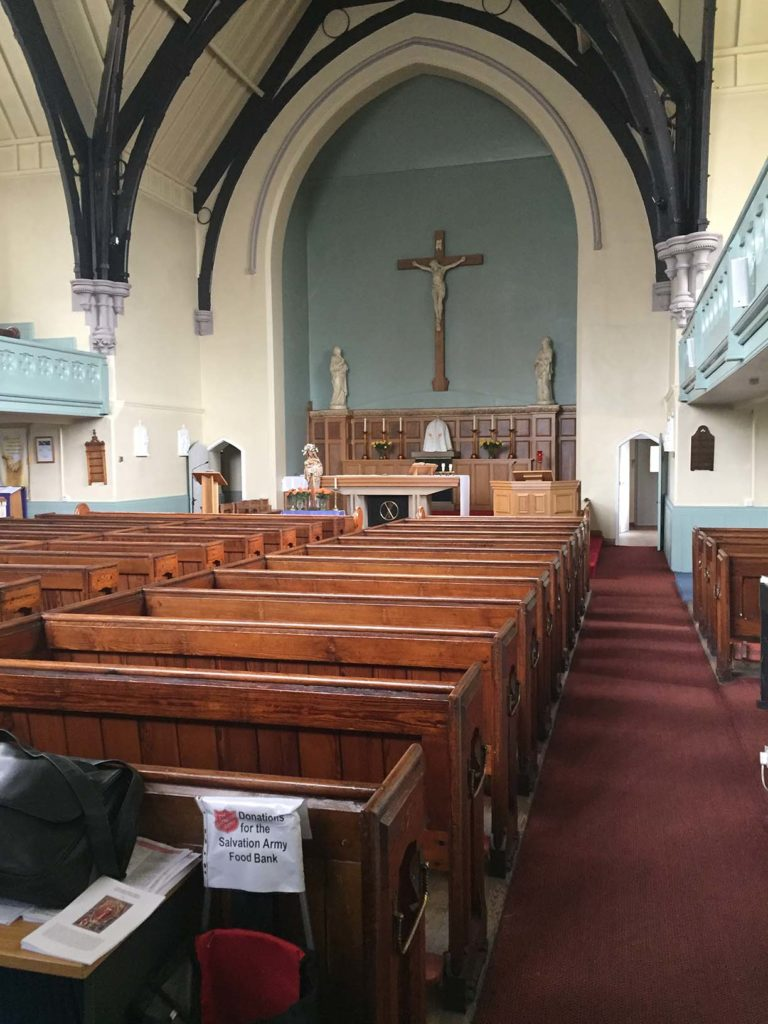 SILSDEN, Our Lady of Mount Carmel_Int 1