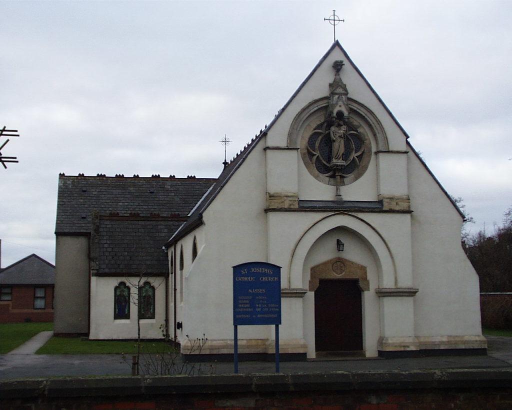TADCASTER, St Joseph_Ext 1