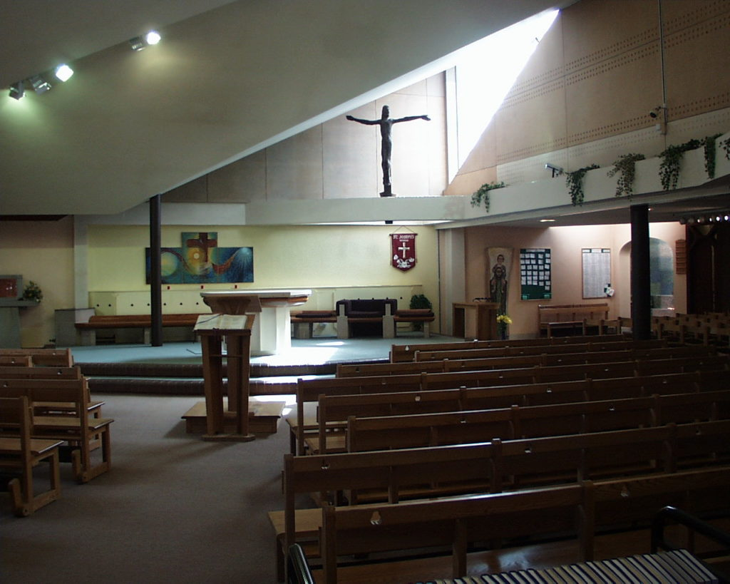 WETHERBY, St Joseph_Int 1