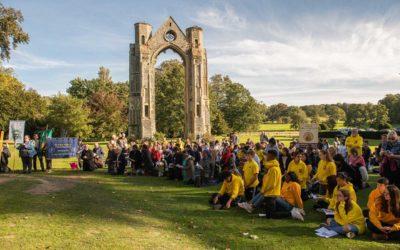 Walsingham Pilgrimage on Saturday 25 September 2021