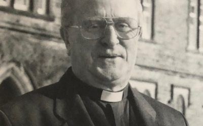 Very Rev Canon Edward McSweeney RIP