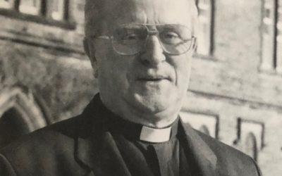 Very Rev Canon Edward McSweeney RIP