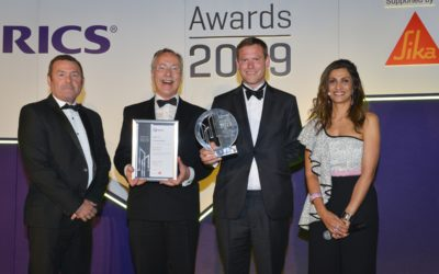 Architectural Adviser Wins Top Awards