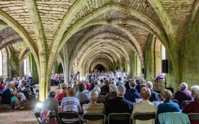 Fountains Abbey Mass 2019
