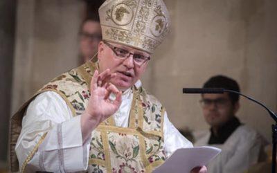 Archbishop-Elect John Wilson