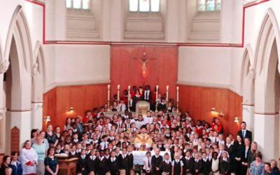 Celebrating St Anthony in Beeston