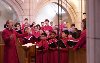 Choral Scholarships: be part of our Cathedral services and broadcasts!