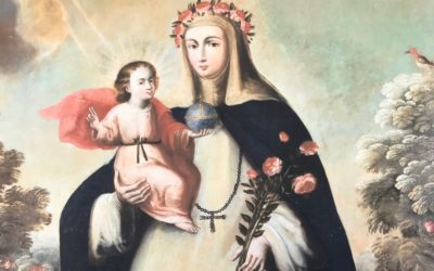 Remember Peru on the Feast Day of St Rose of Lima
