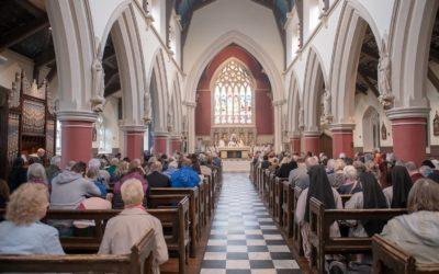 A New Era Opens at St Patrick's, Bradford