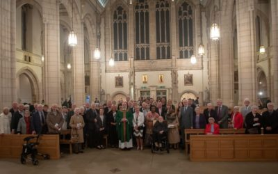 Leeds Cathedral Hosts a Celebration of Married Life