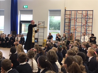 A New School for St Theresa's, Leeds