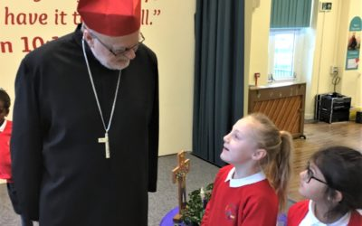 A Cardinal in the Classroom