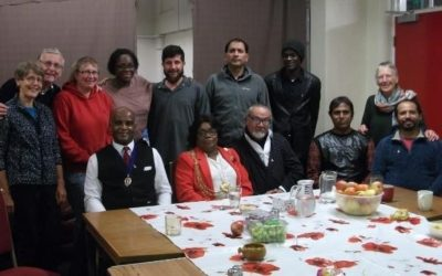 Night Shelter comes to the Newman Centre at Cross Gates, Leeds