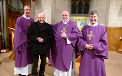 Advent Anniversaries for our Permanent Deacons