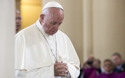 Pope Francis' Unique Prayer on Friday 27 March