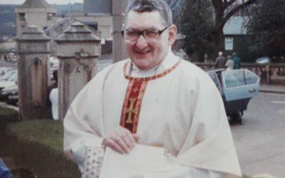 Rev Fr David Drake-Brockman RIP