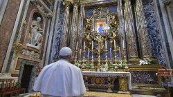 Covid-19: Pope Francis' Invitation to Prayer on 14 May