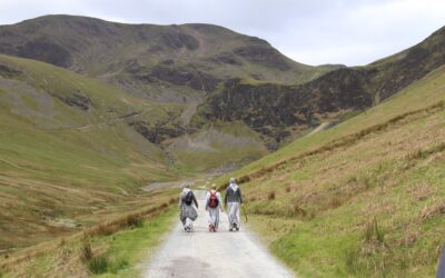 Friars and Friends Face 3 Peaks Challenges: Can YOU Help?