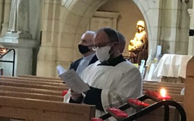 Updated: Face coverings mandatory in churches from Saturday 8 August