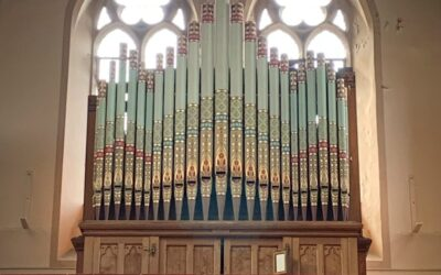 Inaugural Concert for St Anthony's New Organ!