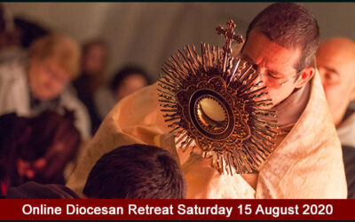 'Listen with Father'! Diocesan Retreat still available Online