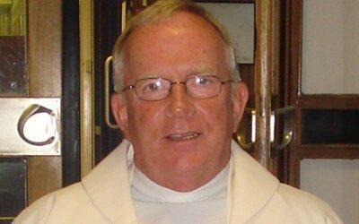 Canon Philip Fitzgerald RIP