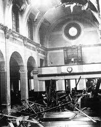 WWII bombing of St Peter's Remembered – 80 years on