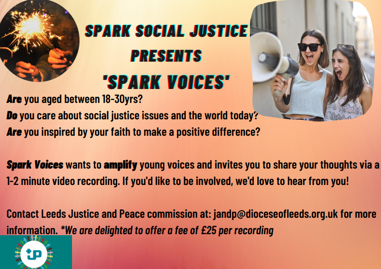 Speak Out for Social Justice with SPARK!