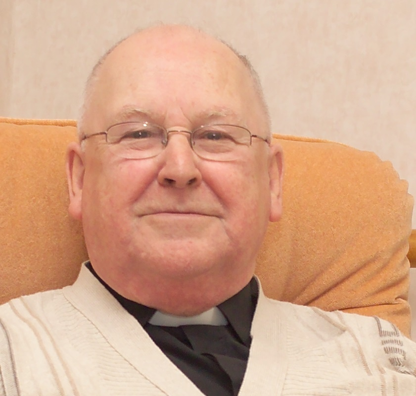 Funeral of Fr Peter Johnson – 13 April