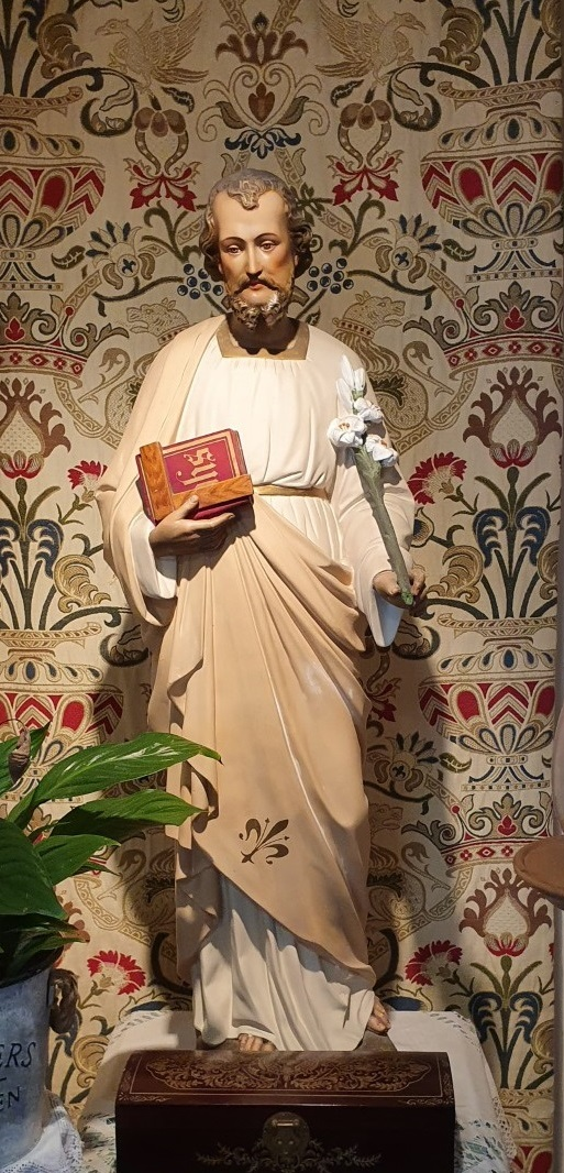 May Day: Feast of St Joseph the Worker