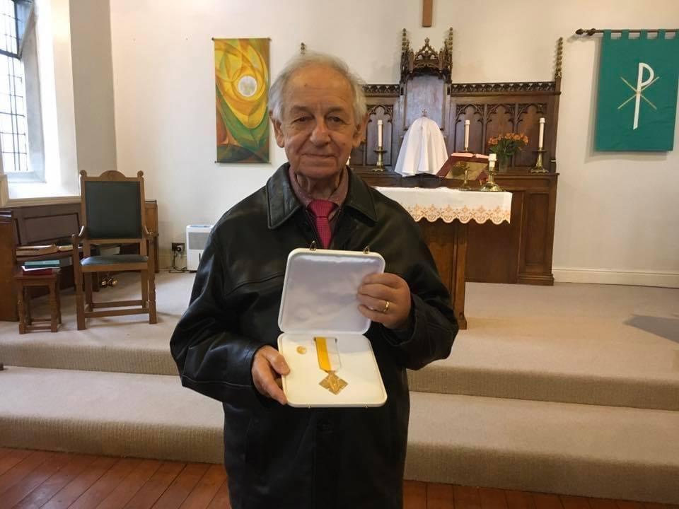 A Life of Parish Service: Brian Cunningham RIP