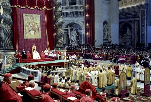 Exploring Vatican II: a new diocesan resource