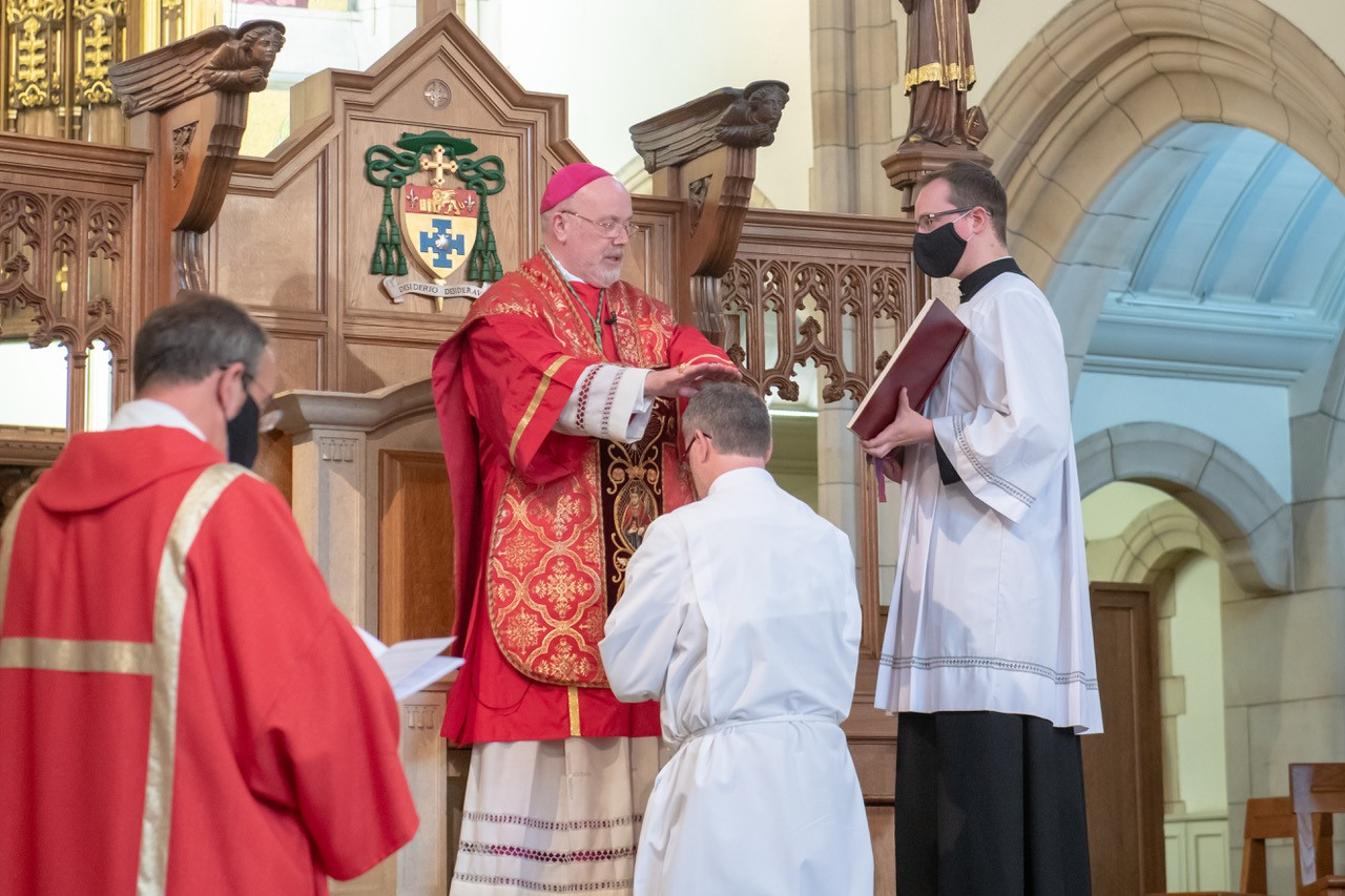 Ordination to the Diaconate of Rev James Aitchison
