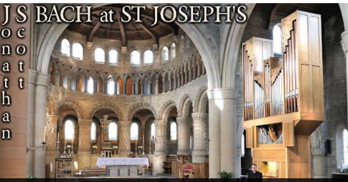 Brothers Play Bach at St Joseph's Ingrow!