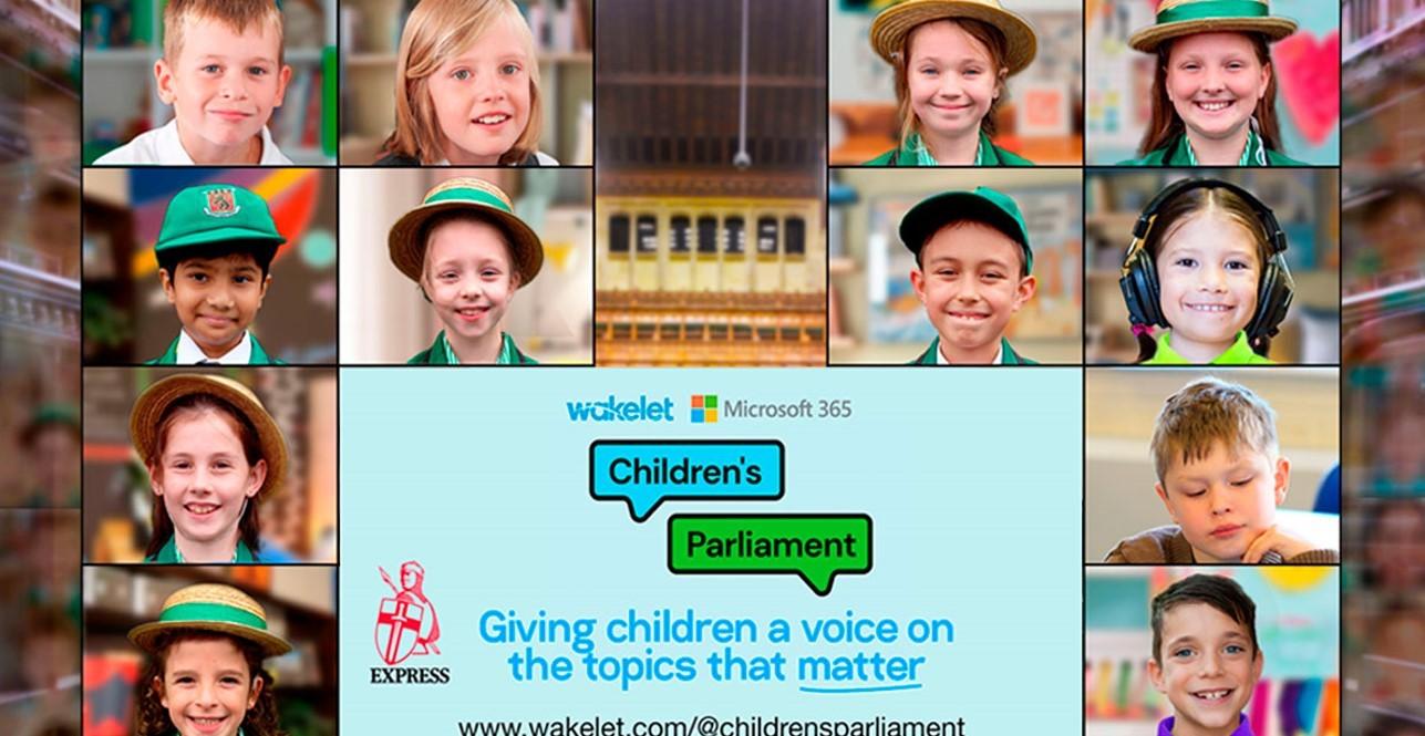 St Theresa's Young Parliamentarians