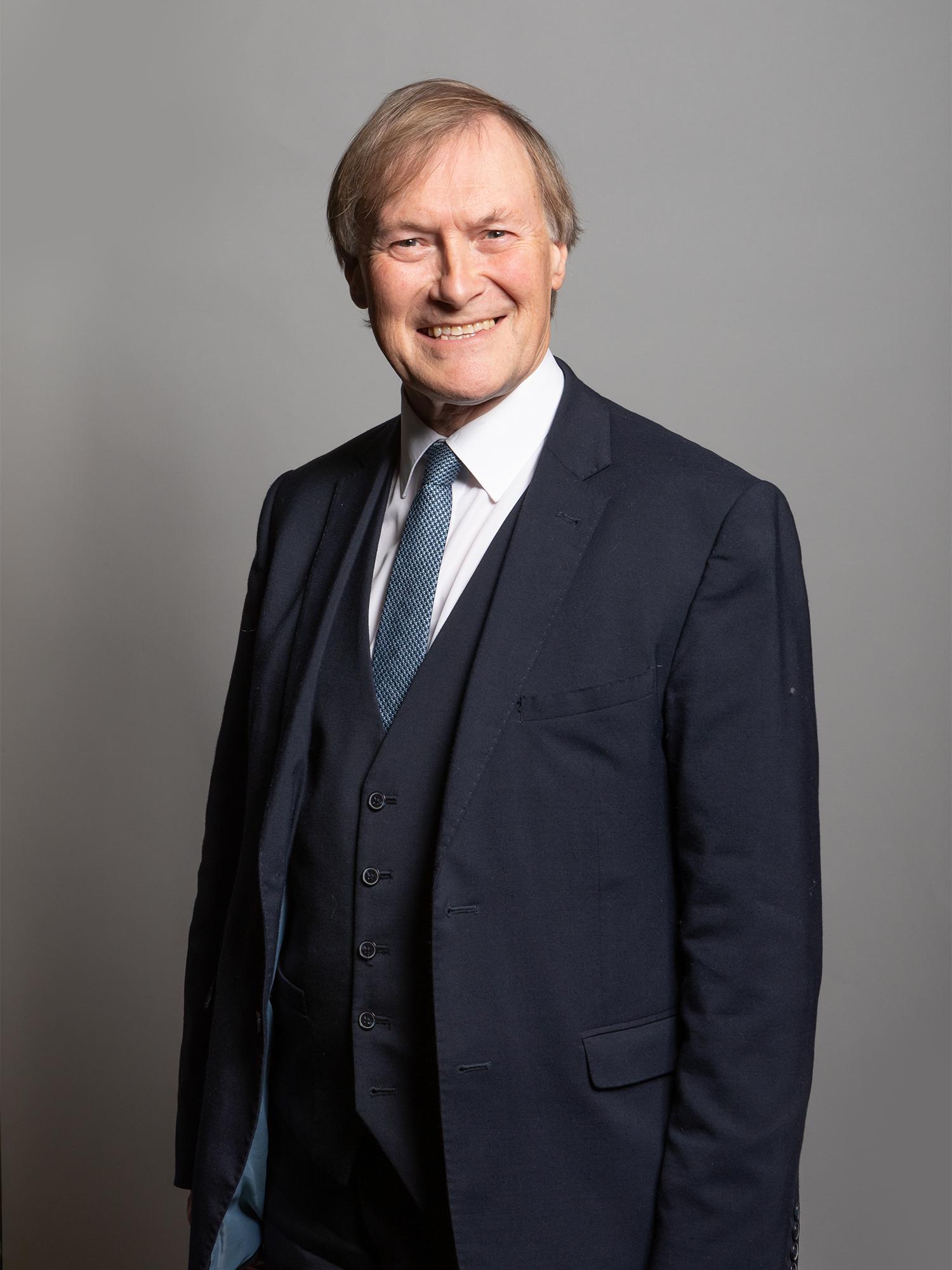 Sir David Amess RIP